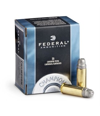 FEDERAL FEDERAL .45 COLT - 225GR (SWHP) - PERSONAL DEFENCE (20 CARTRIDGES)