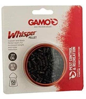 GAMO GAMO .177 CAL WHISPER PELLETS (150-COUNT)
