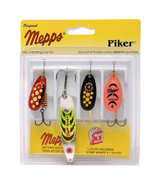 MEPPS MEPPS PIKER SPINNER KIT (4-K3-ASST)