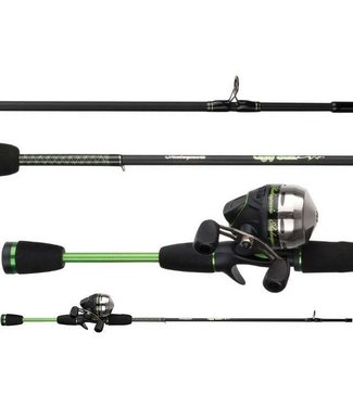 SHAKESPEARE SHAKESPEARE UGLY STIK GX2 YOUTH SPINCAST COMBO (USYTHSC6CBO)
