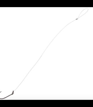 EAGLE CLAW EAGLE CLAW 139H BAITHOLDER SNELLED HOOK (6-PACK)