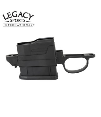 LEGACY SPORTS LEGACY SPORTS AMMO BOOST DETACHABLE MAGAZINE DROP-IN KIT (5-ROUND) - LONG ACTION FLOOR PLATE - HOWA 1500.300 WIN MAG