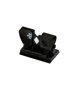 """MARBLE ARMS MARBLE ARMS FLAT TOP FOLDING REAR LEAF SIGHT W/ WINDAGE ADJUSTMENT (#69W) - .360""""-.460"""""""