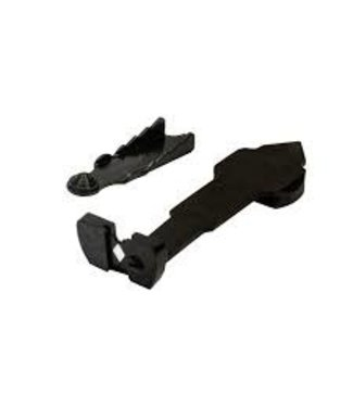 MARBLE ARMS MARBLE ARMS SPORTING REAR RIFLE SIGHT (#63H) - SHORT HIGH FLAT TOP ASSEMBLY
