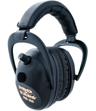 PRO EARS PRO EARS PRO 300 - ELECTRONIC HEARING PROTECTION