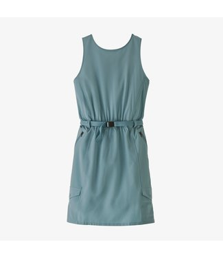 PATAGONIA WOMEN'S PATAGONIA FLEETWITH BELTED DRESS
