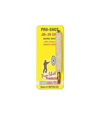 PRO-SHOT PRO-SHOT BORE MOP - .30-.35 CAL