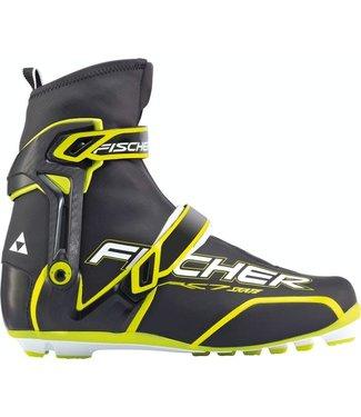 FISCHER MEN'S FISCHER RC7 SKATE - NNN - NORDIC SKATE SKI BOOTS