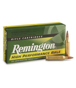 REMINGTON REMINGTON .243 WIN - 80GR (PSP) - HIGH PERFORMANCE (20 CARTRIDGES)