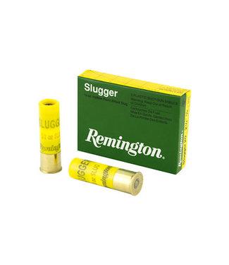 "REMINGTON REMINGTON 20-GAUGE - 2.75"" - RIFLED SLUG - SLUGGER (5 SHOTSHELLS)"