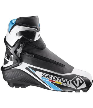SALOMON MEN'S SALOMON XC RS CARBON - SNS PILOT - NORDIC SKATE SKI BOOTS