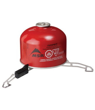 MOUNTAIN SAFETY RESEARCH (MSR) MOUNTAIN SAFETY RESEARCH (MSR) UNIVERSAL CANISTER STAND