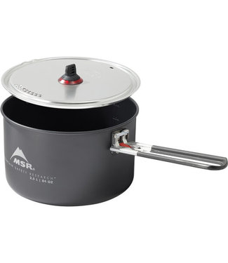 MOUNTAIN SAFETY RESEARCH (MSR) MOUNTAIN SAFETY RESEARCH (MSR) TRAIL LITE BACKPACKING COOK POT