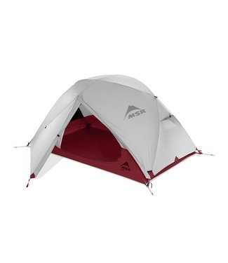 MOUNTAIN SAFETY RESEARCH (MSR) MOUNTAIN SAFETY RESEARCH (MSR) ELIXIR 2 TENT RED