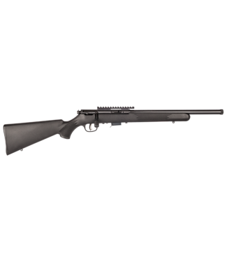 """SAVAGE ARMS SAVAGE ARMS MODEL 93R17 FV-SR BOLT-ACTION RIFLE (5-ROUND) - .17 HMR - SYNTHETIC STOCK - 16.5"""" BARREL"""