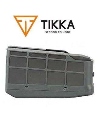 TIKKA TIKKA T3 & T3X FLUSH MAGAZINE (3-ROUND) - .25-06 REM/6.5X55 SWED MAUSER/.270 WIN/.30-06 SPRG/7MM REM MAG/.338 WIN MAG