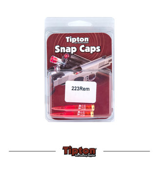 TIPTON TIPTON SNAP CAPS - .223 REM (2-PACK)