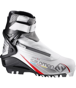 SALOMON WOMEN'S SALOMON VITANE 8 SKATE - NNN - NORDIC SKATE SKI BOOTS