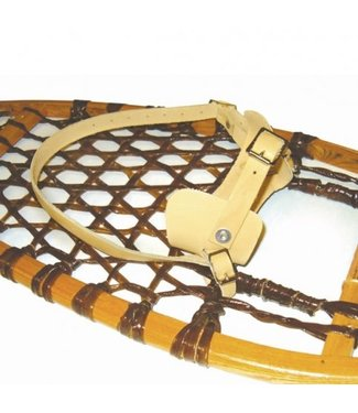 GV SNOWSHOES GV SNOWSHOES LEATHER HARNESS TRADITIONAL SNOWSHOE BINDINGS