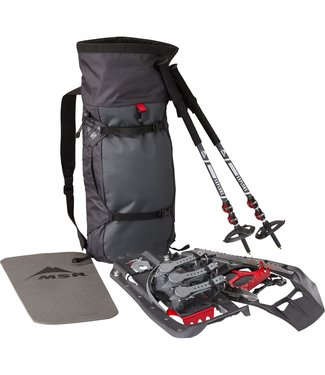MOUNTAIN SAFETY RESEARCH (MSR) MOUNTAIN SAFETY RESEARCH (MSR) EVO ASCENT SHOWSHOE KIT