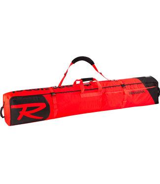 ROSSIGNOL ROSSIGNOL RACING HERO WHEELED SKI BAG - 2/3-PAIRS - 200 CM