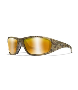 WILEY X WILEY X BOSS POLARIZED BALLISTIC-RATED SAFETY SUNGLASSES