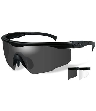 WILEY X WILEY X PT-1 BALLISTIC-RATED SAFETY SUNGLASSES W/ INTERCHANGABLE LENSES