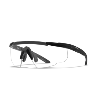 WILEY X WILEY X SABER ADVANCED - POLARIZED BALLISTIC-RATED SAFETY SUNGLASSES - INTERCHANGEABLE SINGLE-LENS SYSTEM