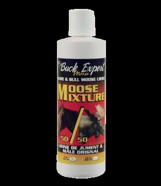 BUCK EXPERT BUCK EXPERT NATURAL BULL MOOSE & MARE URINE 50/50 MIX
