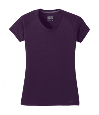OUTDOOR RESEARCH (OR) WOMEN'S OUTDOOR RESEARCH (OR) ECHO SHORT SLEEVE SHIRT