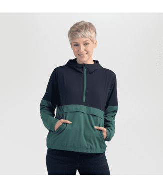 OUTDOOR RESEARCH (OR) WOMEN'S OUTDOOR RESEARCH (OR) FERROSI ANORAK JACKET