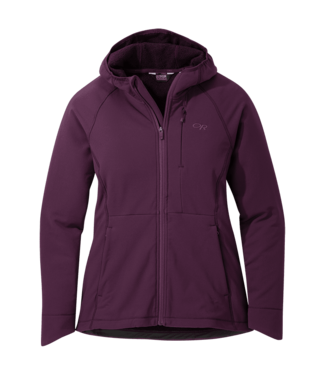OUTDOOR RESEARCH (OR) WOMEN'S OUTDOOR RESEARCH (OR) GEORGETOWN HOODED JACKET