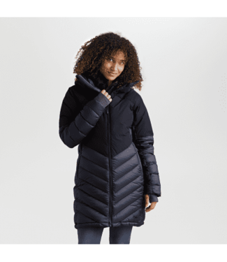 OUTDOOR RESEARCH (OR) WOMEN'S OUTDOOR RESEARCH (OR) SUPER TRANSCENDANT DOWN PARKA