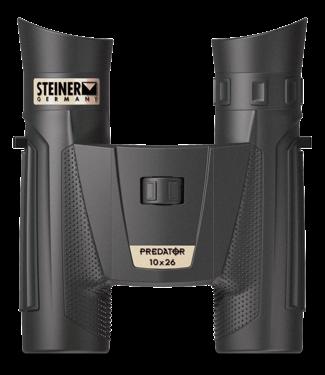 STEINER STEINER PREDATOR - 10X26MM - BINOCULARS