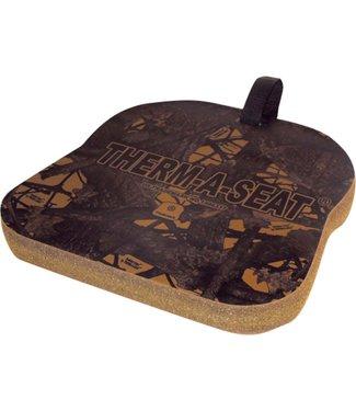 "THERMASEAT THERMASEAT BROWN CAMO 3/4"" HUNTING SEAT"