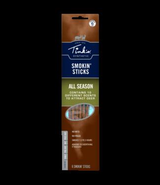 TINK'S TINK'S SMOKIN' STICKS - ALL-SEASON - DEER LURE