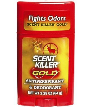 WILDLIFE RESEARCH CENTER WILDLIFE RESEARCH CENTER SCENT-KILLER GOLD ANTI-PERSPIRANT