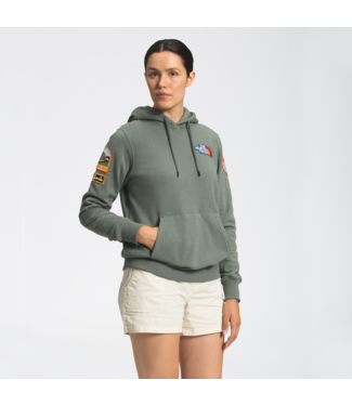 THE NORTH FACE WOMEN'S THE NORTH FACE PULLOVER HOODIE W/PATCH