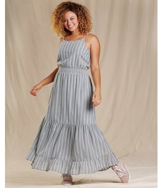 TOAD & CO WOMEN'S TOAD & CO AIRBRUSH MAXI DRESS