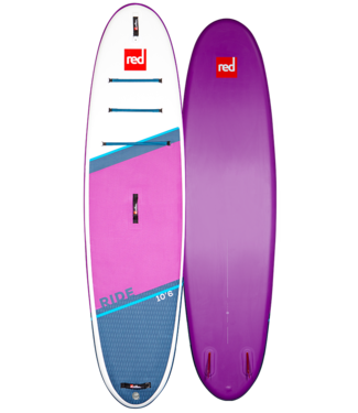 """RED PADDLE CO RED PADDLE CO  RIDE SPECIAL EDITION INFLATABLE PADDLE BOARD 10'6"""""""