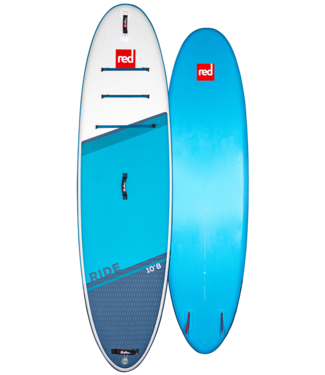 """RED PADDLE CO RED PADDLE CO RIDE INFLATABLE PADDLE BOARD 10'8"""""""