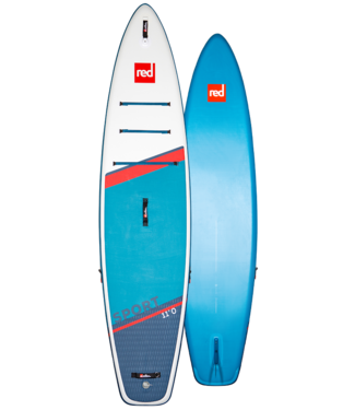 RED PADDLE CO RED PADDLE CO SPORT INFLATABLE PADDLE BOARD 11'