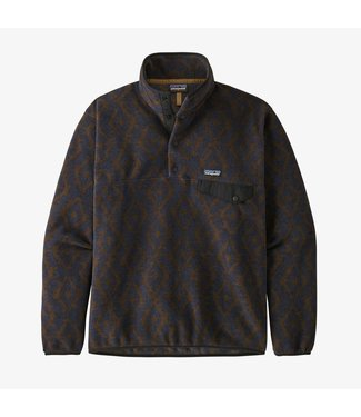 PATAGONIA MEN'S PATAGONIA LIGHTWEIGHT SYNCHILLA SNAP-T FLEECE PULLOVER