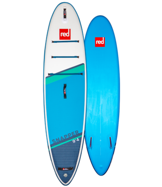 RED PADDLE CO RED PADDLE CO RED SNAPPER - KIDS' STAND UP PADDLEBOARD PACKAGE