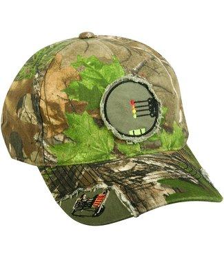OUTDOOR CAP OUTDOOR CAP BOW SIGHT STITCHED CAP