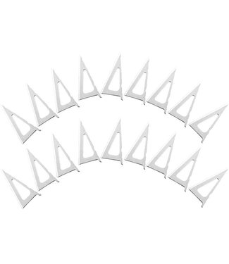 NEW ARCHERY PRODUCTS (NAP) NEW ARCHERY PRODUCTS (NAP) THUNDERHEAD REPLACEMENT BLADES - 100GR