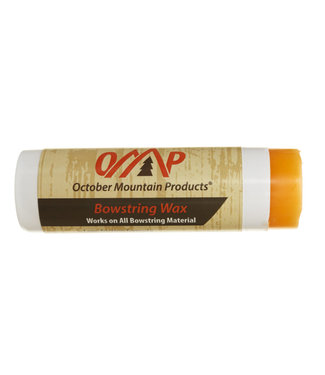 OCTOBER MOUNTAIN PRODUCTS (OMP) OCTOBER MOUNTAIN PRODUCTS (OMP) STRING WAX