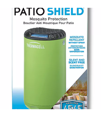 THERMACELL THERMACELL PATIO SHEILD MOSQUITO REPELLER