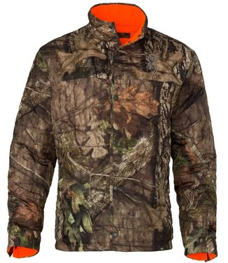 Browning MEN'S BROWNING QUICK CHANGE REVERSABLE INSULATED JACKET