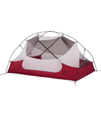 MOUNTAIN SAFETY RESEARCH (MSR) MOUNTAIN SAFETY RESEARCH (MSR) HUBBA HUBBA NX 2-PERSON BACKPACKING TENT